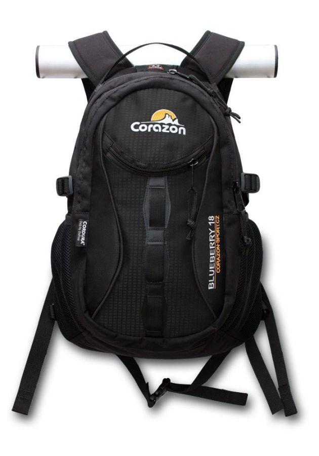 Outdoorix - Corazon Blueberry 18 černý