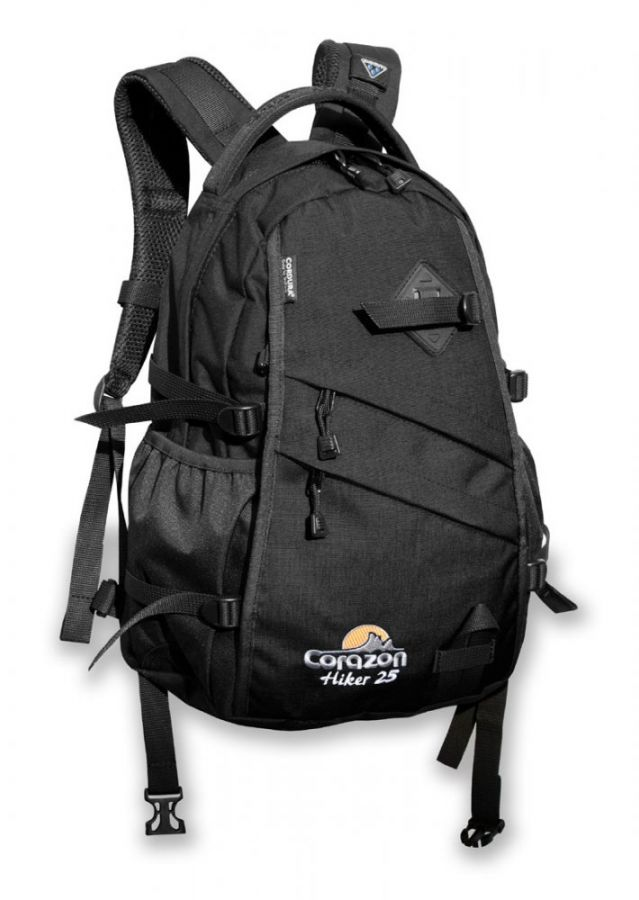 Outdoorix - Corazon Hiker 25 černý