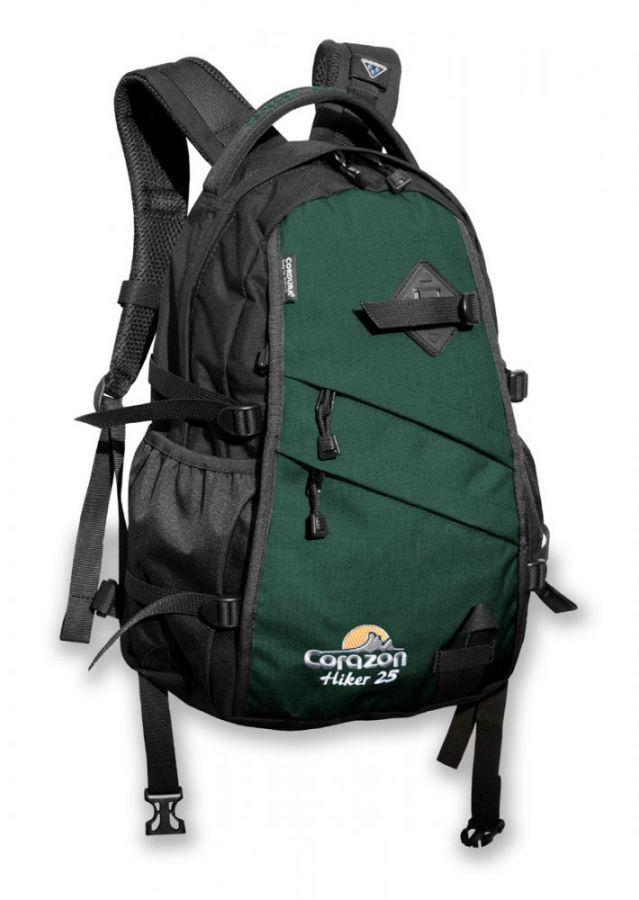 Outdoorix - Corazon Hiker 25 tmavě zelený