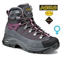 Asolo Finder GV ML grey / gunmetal / grapeade