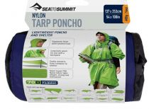 Outdoorix - Sea To Summit Nylon 70D Trap Poncho blue