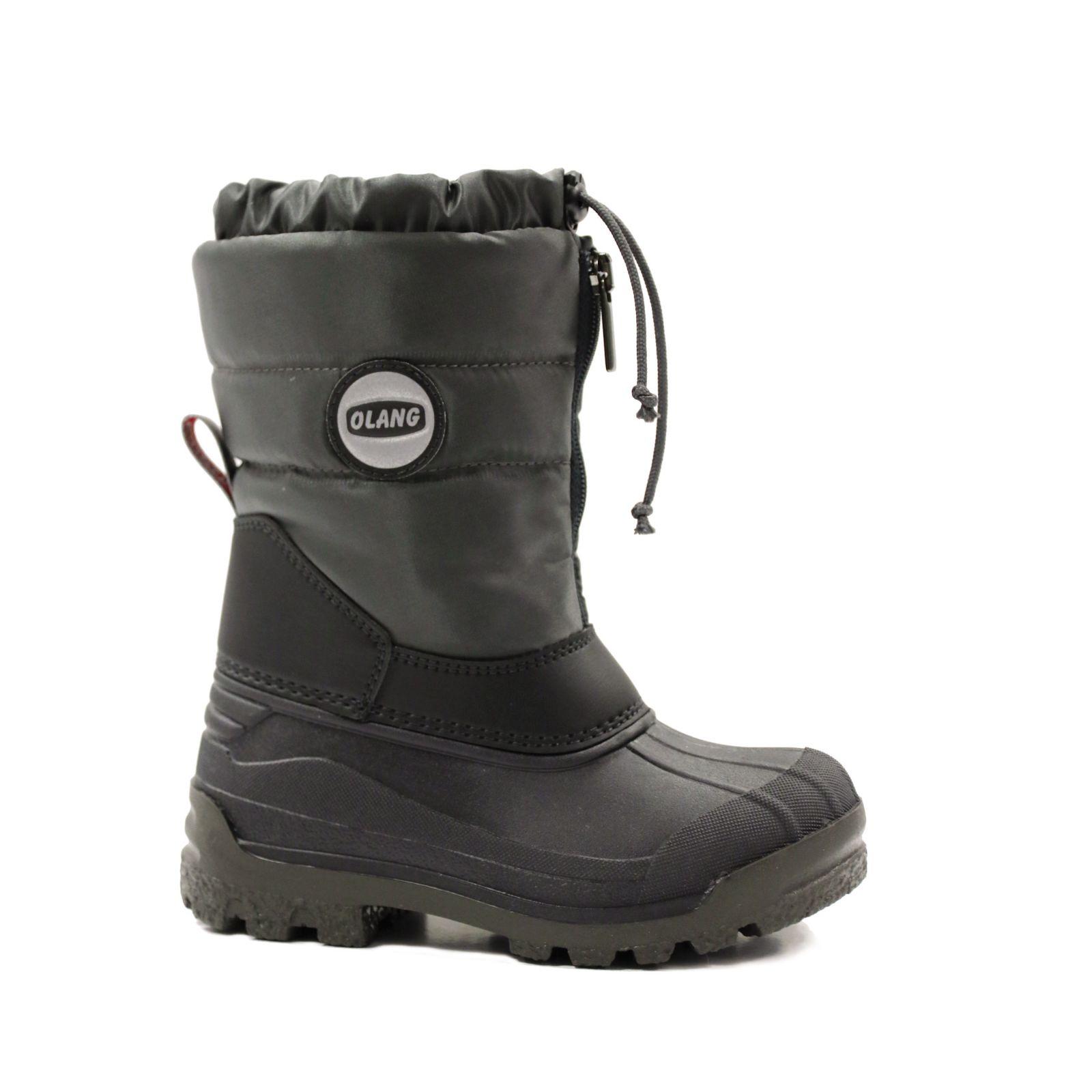 Outdoorix - Olang Volpe Antracite zimní obuv