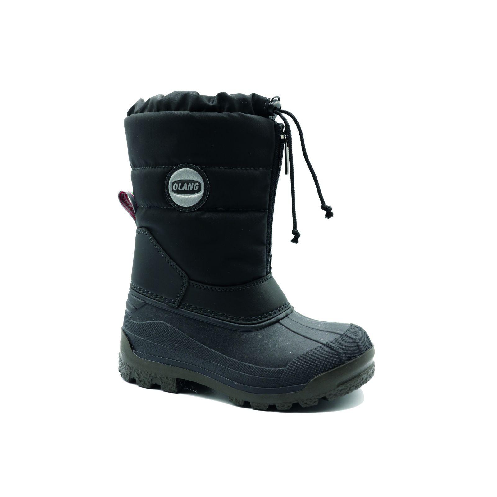 Outdoorix - Olang Volpe Nero zimní obuv