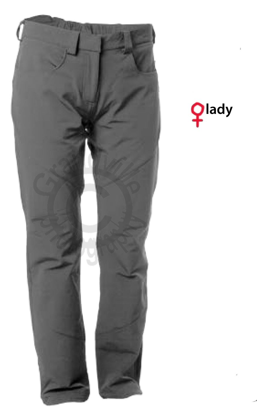 Outdoorix - Warmpeace Flea lady frost grey / frost grey dámské kalhoty