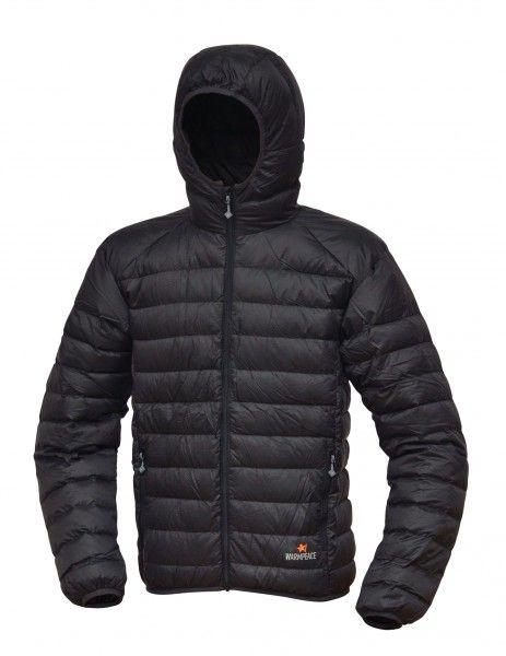Outdoorix - Warmpeace Nordvik jacket black