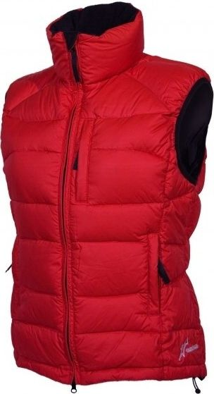 Outdoorix - Warmpeace Planet lady vest red