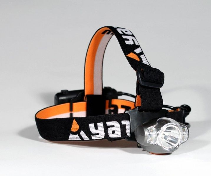 Outdoorix - Yate 1W + 4 LED