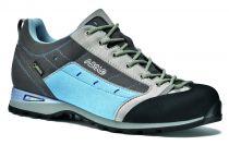 Outdoorix - Asolo Runout GV ML silver/grey dámská nízká ferátová bota