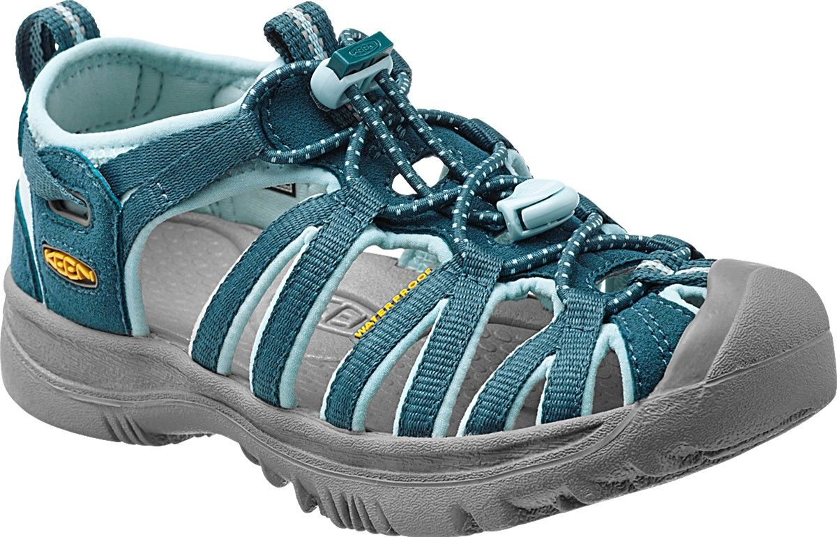 size 40 9cfda 4300a Outdoorix - KEEN Whisper Junior Indian Teal/Corydalis Blue