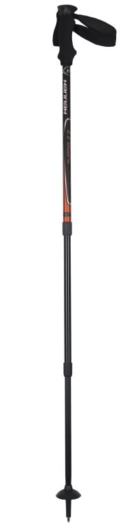 Outdoorix - Hannah Trek II Anthracite/orange