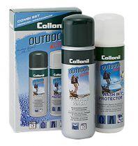 Collonil Outdoor Active Combi Set Textile Wash+Wash in Protector