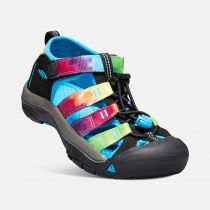 Outdoorix - KEEN Newport H2 Junior Rainbow tie dye