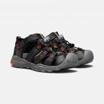 Outdoorix - KEEN Newport NEO H2 Junior Black/ Firey red Dětský sandál