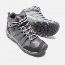 Outdoorix - KEEN Oakridge Mid WP W Gray / Shark