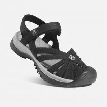 Outdoorix - KEEN Rose Sandal W Black / Neutral Gray Dámský sandál