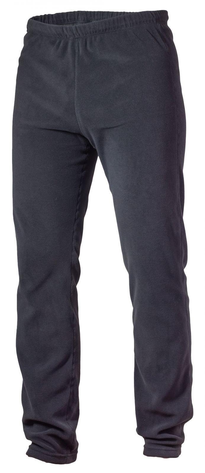 Outdoorix - Warmpeace Jive black kalhoty z Polartec Micro