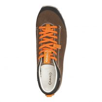Outdoorix - AKU Bellamont Suede II GTX Beige / Orange Outdoorová obuv