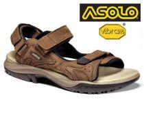 Outdoorix - Asolo Metropolis brown trekové sandále