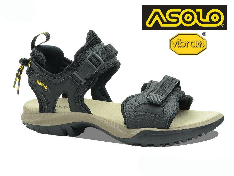 Outdoorix - Asolo Scrambler black 2