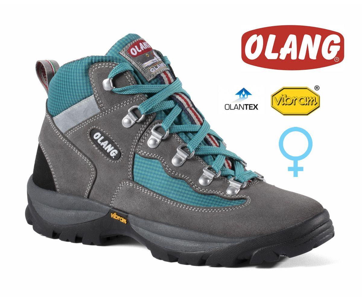 Outdoorix - Olang Gottardo Asfalto / Jeans