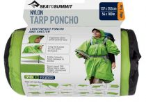 Sea To Summit Nylon 70D Trap Poncho green
