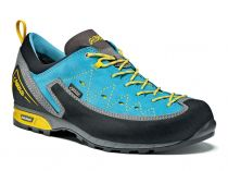 Asolo Apex GV ML donkey / cyan blue