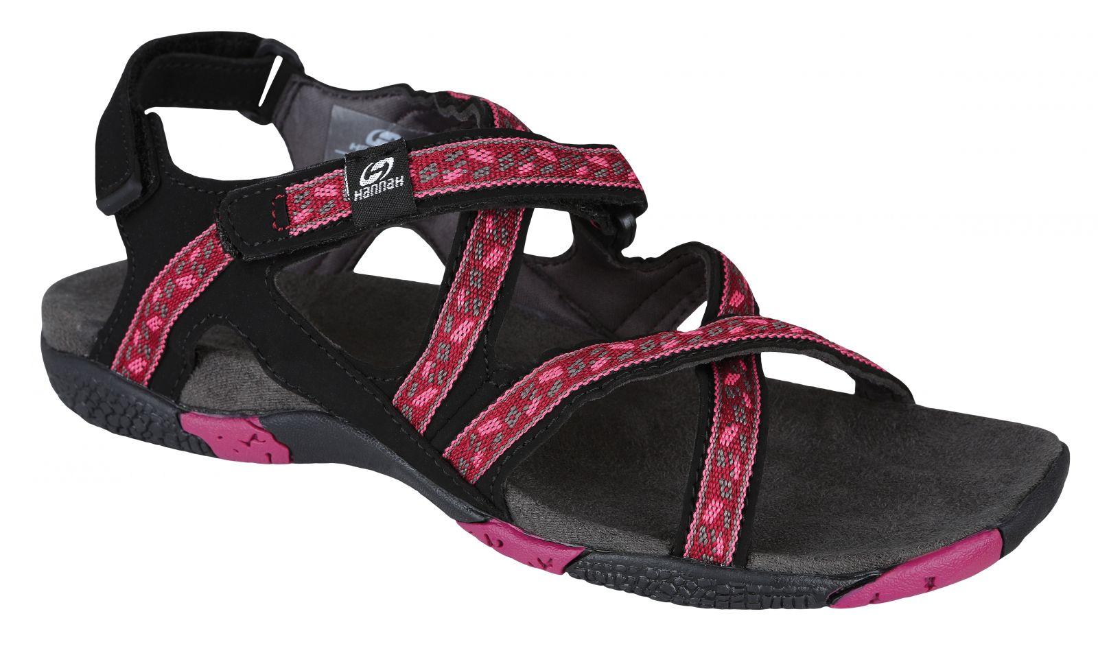 Outdoorix - Hannah Fria lady beaujolais (leaf) dámský sandal
