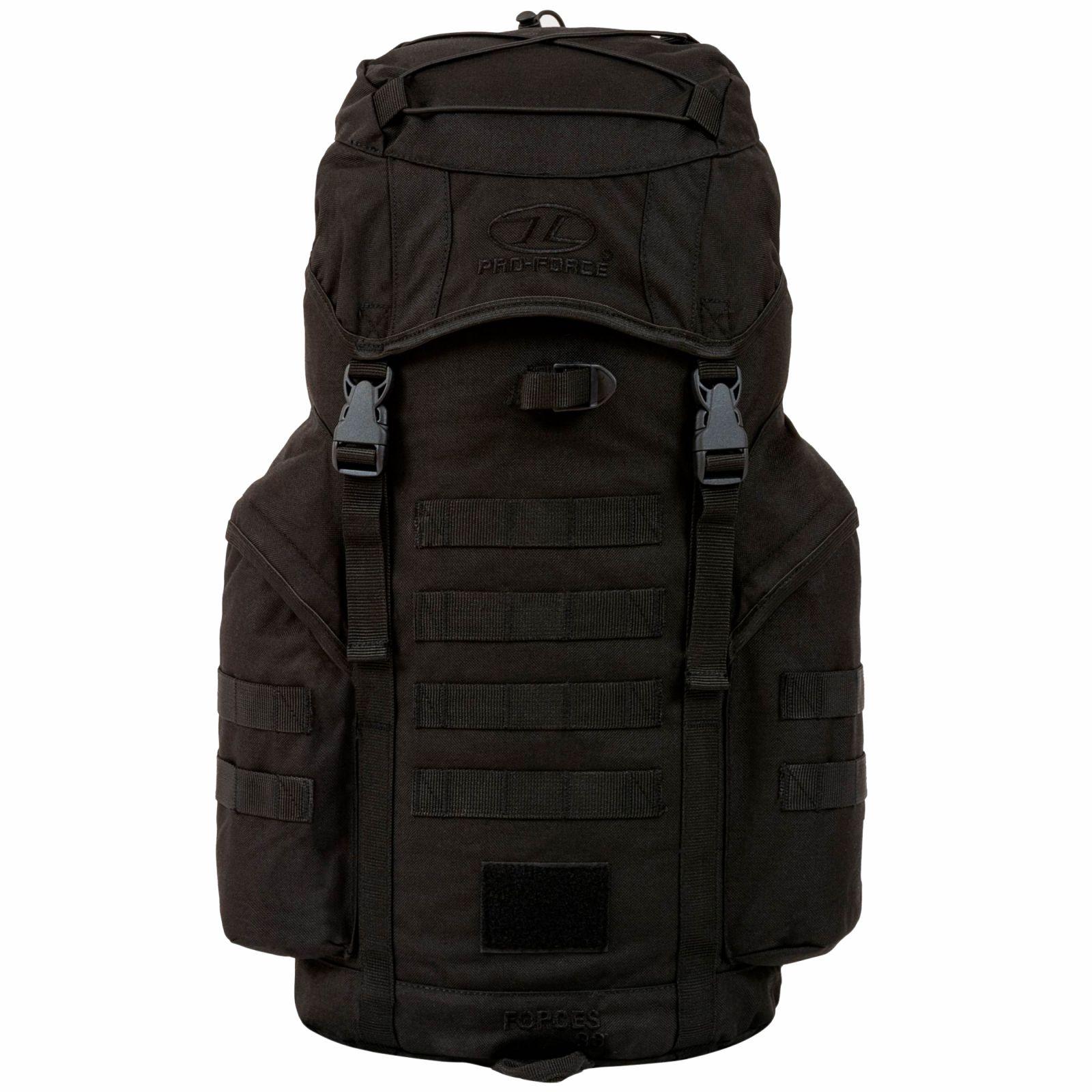 Outdoorix - HIGHLANDER Forces 33 l černý