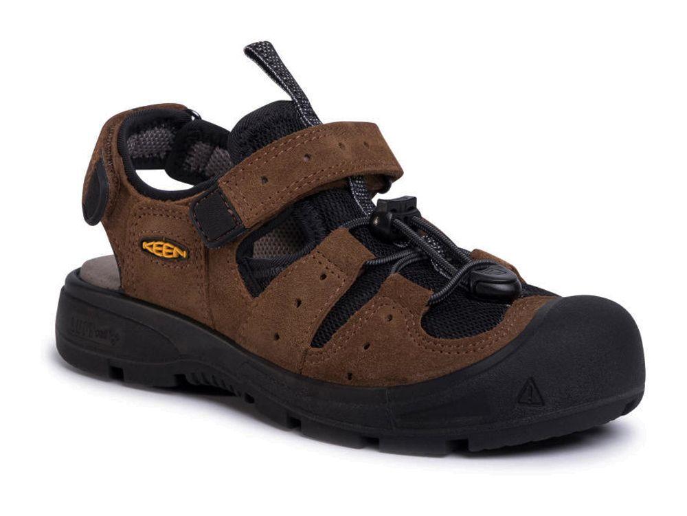 Outdoorix - KEEN Balboa EXP Junior Bison / Black Dětský sandál