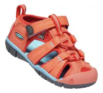 Outdoorix - KEEN Seacamp ll CNX Coral / Poppy Red