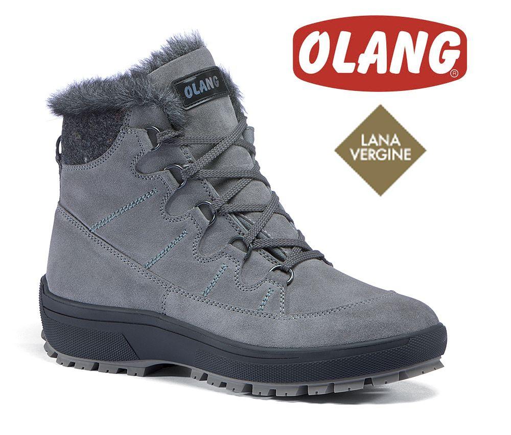 Outdoorix - Olang Venere Asfalto dámské zimní obuv