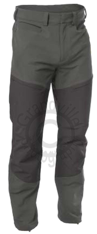 Outdoorix - Warmpeace Core carbon/raven black pánské kalhoty