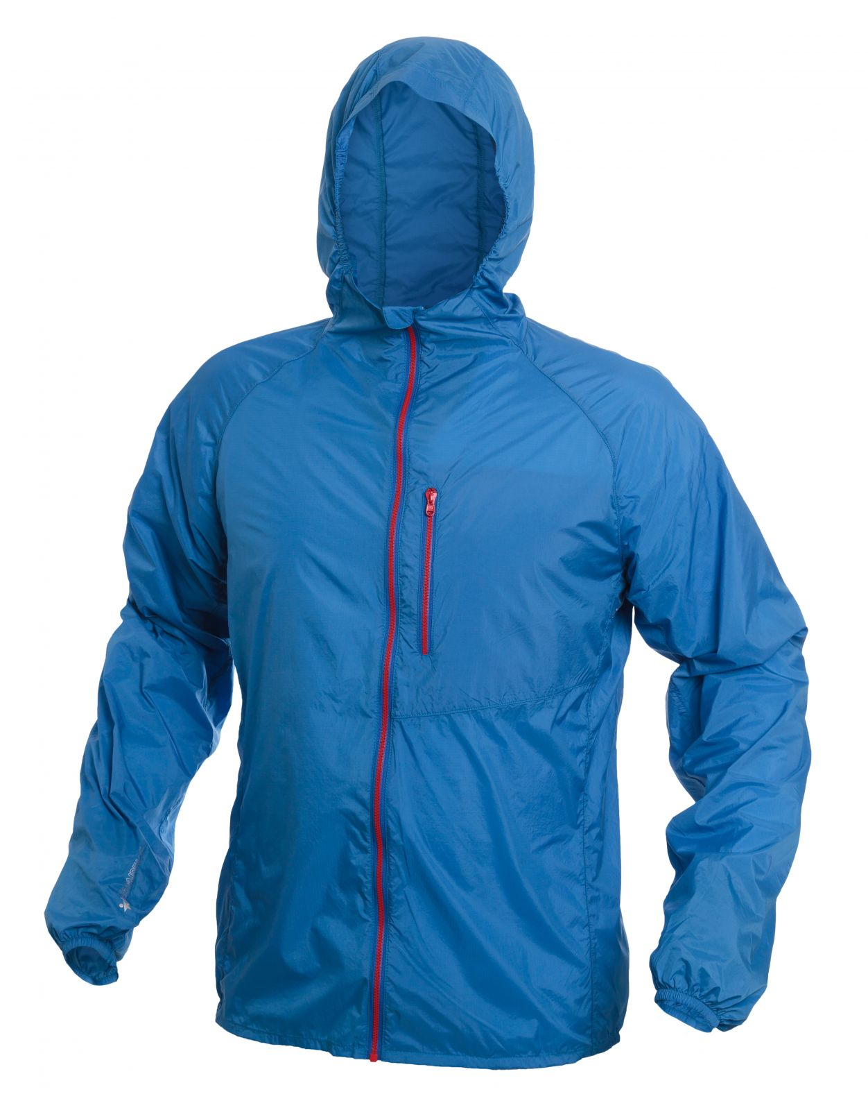 Outdoorix - Warmpeace Forte strong blue ultralehká bunda celopropínací Unisex