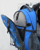 Outdoorix - Corazon Sahara 32 šedá + pouzdro na notebook