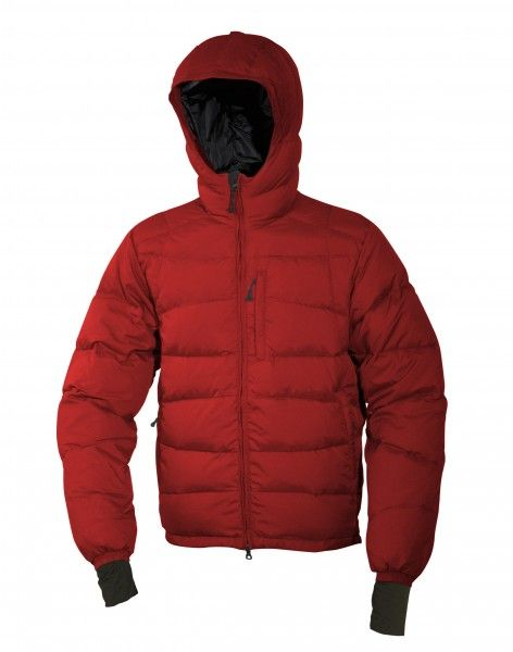 Outdoorix - Warmpeace Ascent red
