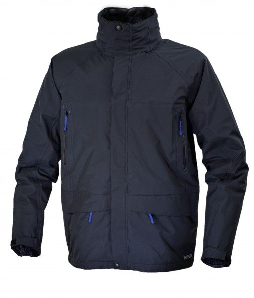 Outdoorix - Warmpeace Keswick 3in1 black/deep ultramarine