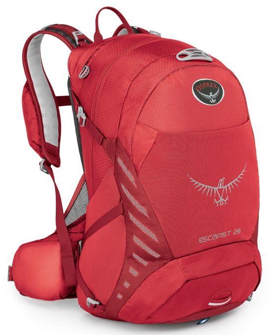 Outdoorix - Osprey Escapist 25 cayenne red