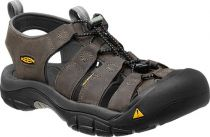 Outdoorix - KEEN Newport men neutral gray / gargoyle