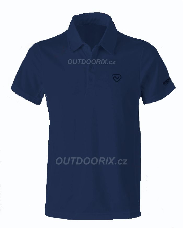 Outdoorix - Northland Cooldry Gregor polo shirt navy