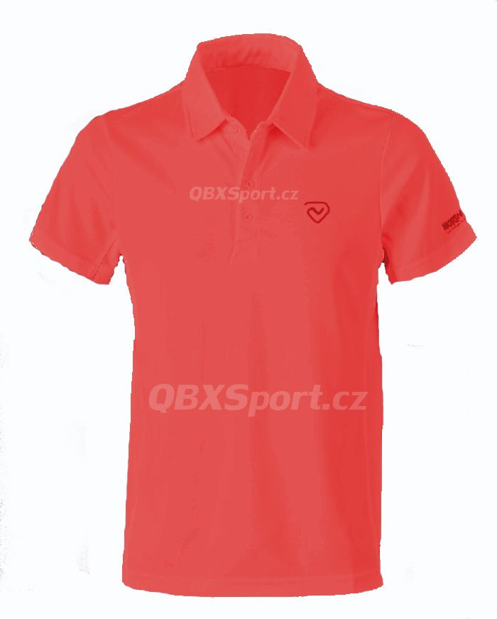 Outdoorix - Northland Cooldry Gregor polo shirt flame