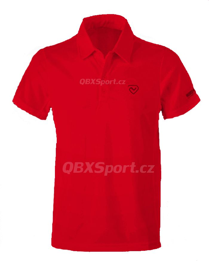 Outdoorix - Northland Cooldry Gregor polo shirt red