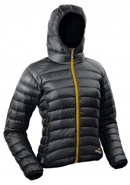 Outdoorix - Warmpeace Vikina lady anthracite / lemon