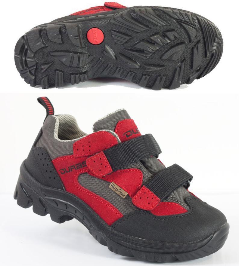 Outdoorix - Duras Tommy kid red/black