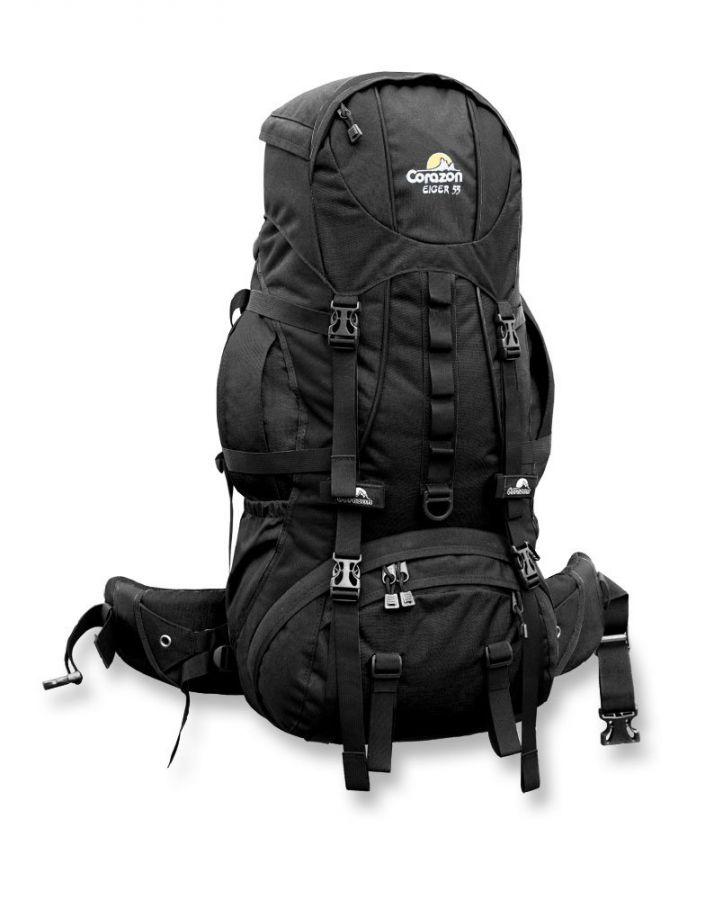 Outdoorix - Corazon Eiger 55 černý