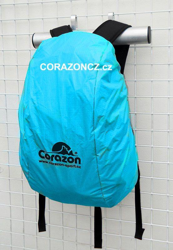Outdoorix - Corazon PLÁŠTĚNKA STŘEDNÍ sv.modrá