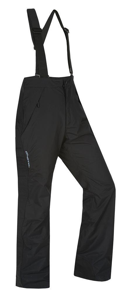 Outdoorix - HANNAH Shore II black pánské celorozepínací kalhoty