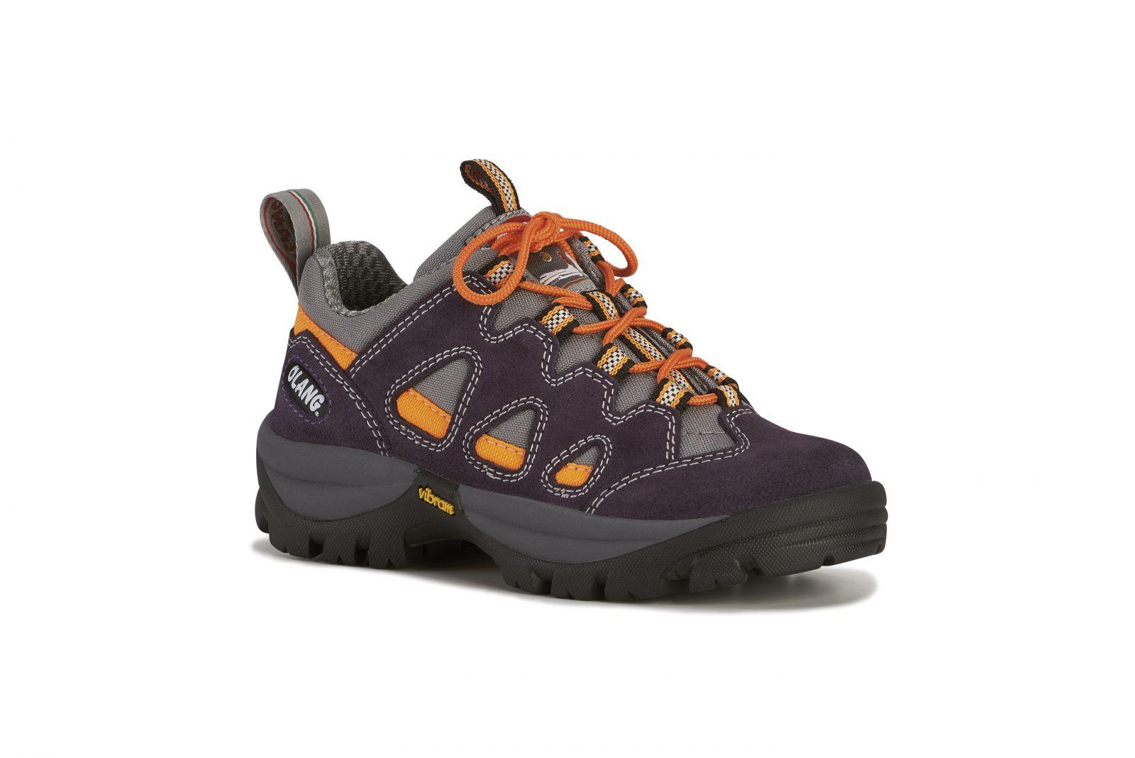 Outdoorix - Olang Corvara Kid Viola dětská vzdušná treková bota