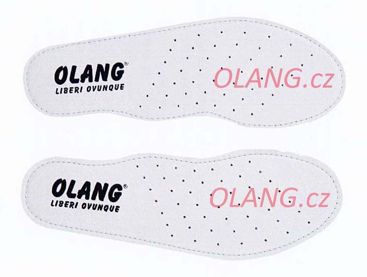 Outdoorix - Olang Soft Step stélky z pravé kůže