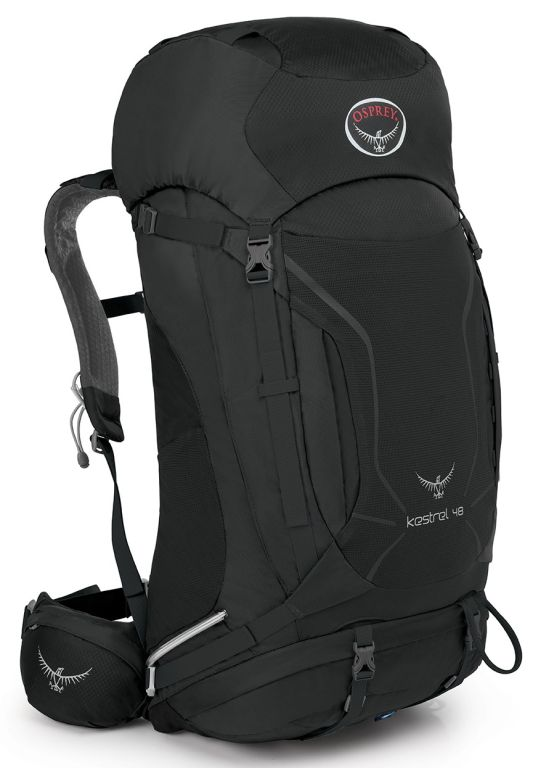 Outdoorix - Osprey Kestrel 48 Ash Grey