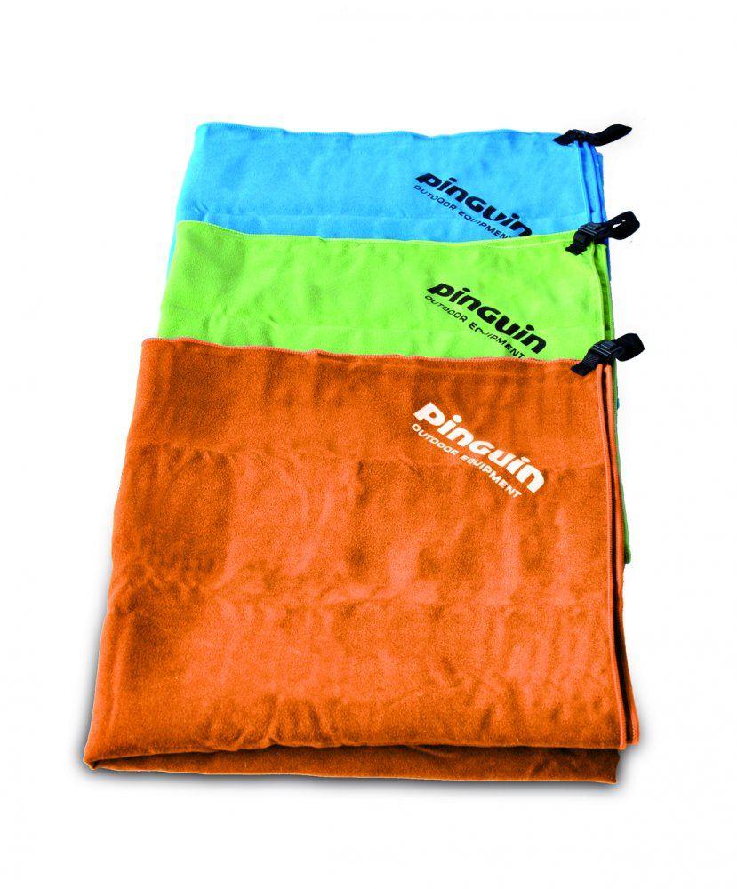 Outdoorix - Pinguin ručník 75x150 zelená